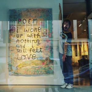 Gommie_at_Messums_London_poem